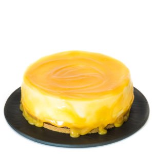 Cheesecake Lemon curd | Obrador Artesanal Chis&Keik Sarrià